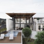 طراحی ویلا پرتابل, Portable Villa