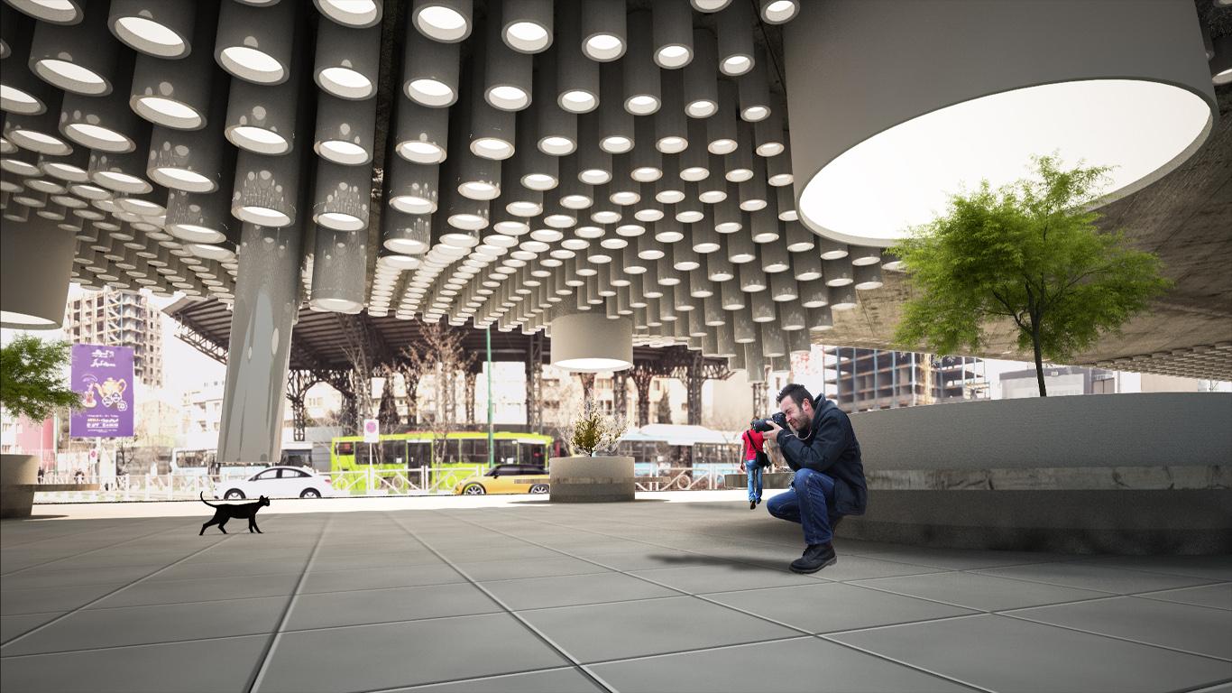 Parkway Bridge Proposal Competition, مسابقه طراحی پارک وی , معماری