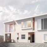 Strawberry Villa Architecture, ویلای باغ توت فرنگی
