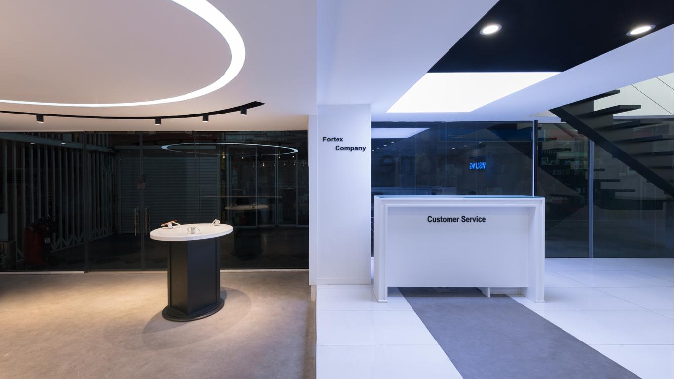 Samsung Store Interior Design