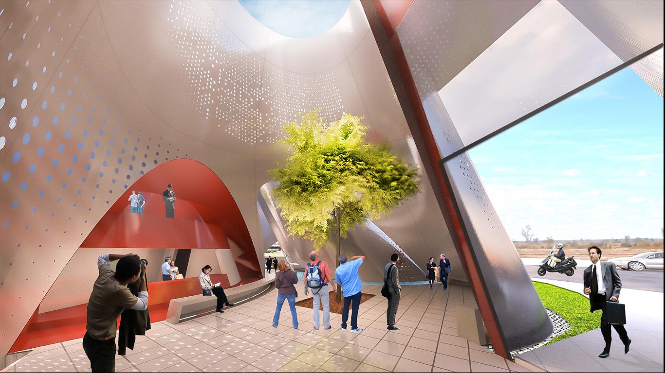 4 Architecture studio , استودیو معماری شماره چهار , Architecture , معماری , competition, مسابقه