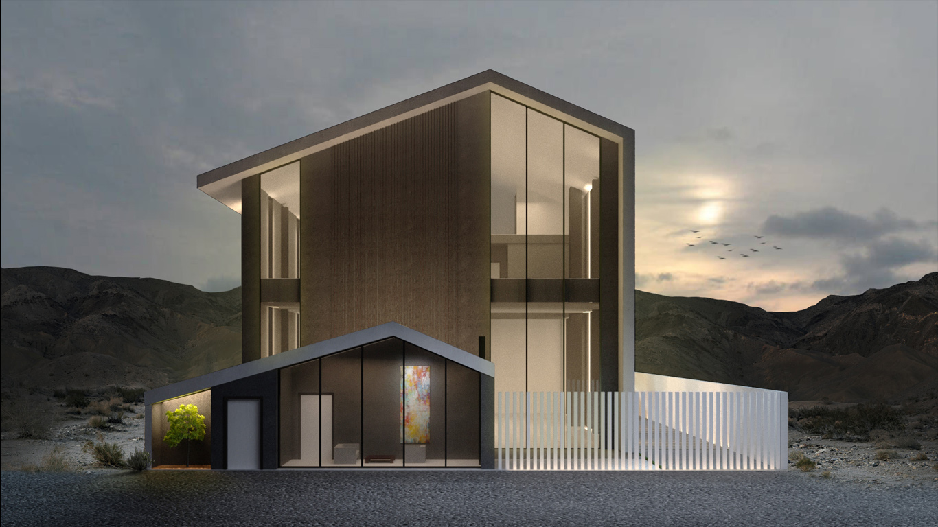77 factory Architecture Design, طراحی معماری، معماری داخلی کارخانه ۷۷