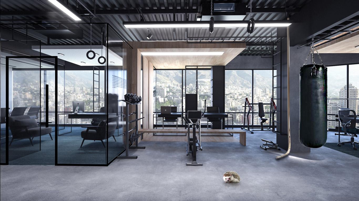 AKA Group Office and Showroom Interior design, Interior Architecture and Project Managment, طراحی داخلی و اجرای فضای اداری و شو روم گروه آکا