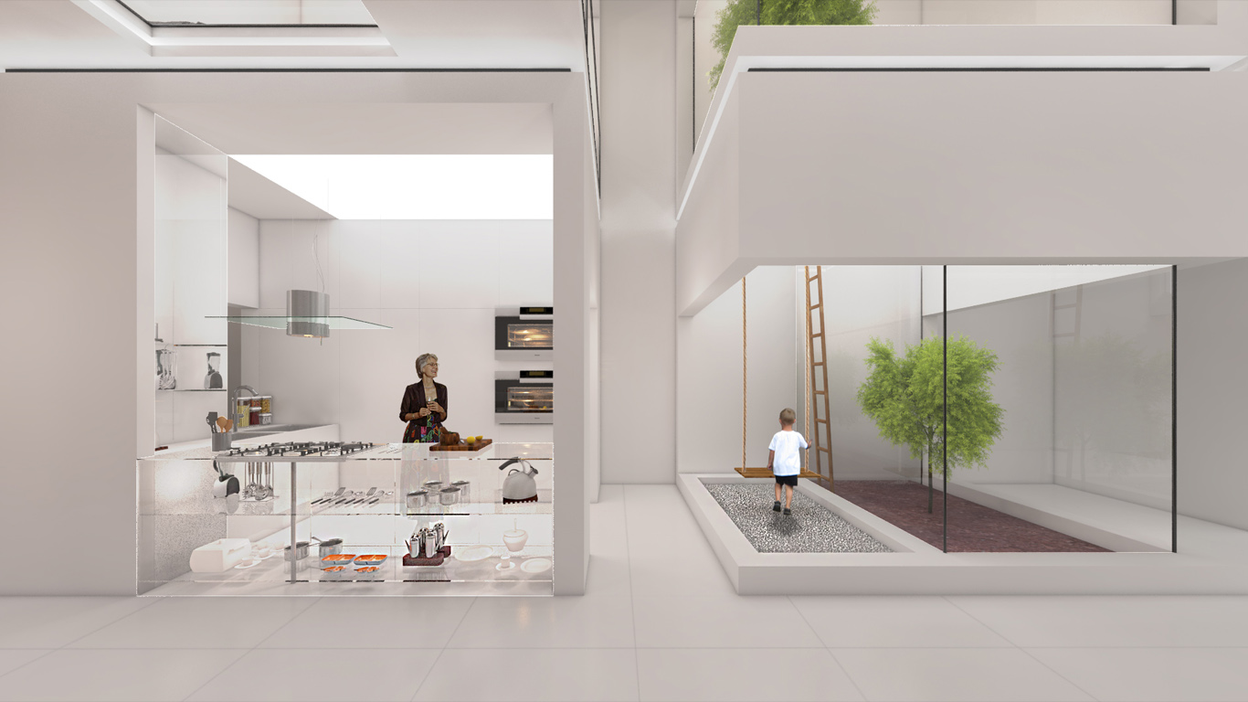 Dolchevita house Interior Competition, مسابقه طراحی داخلی خانه دولچه ویتا