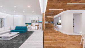 خوانسار پروژه طراحی مسکونی 4 Architecture studio , استودیو معماری شماره چهار , Architecture , معماری ,residential , interior design, movable walls, Khansar home interior design