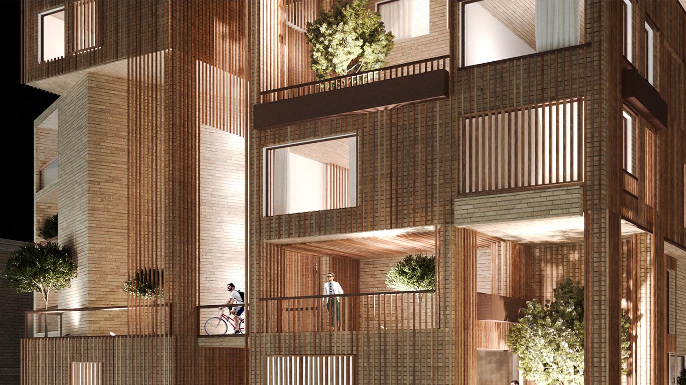 Bellagio residantial building Project, پروژه ساختمان مسکونی بلاژیو