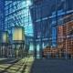 سیستم های مرتبط با طراحی نمای مدرن در ساختمان