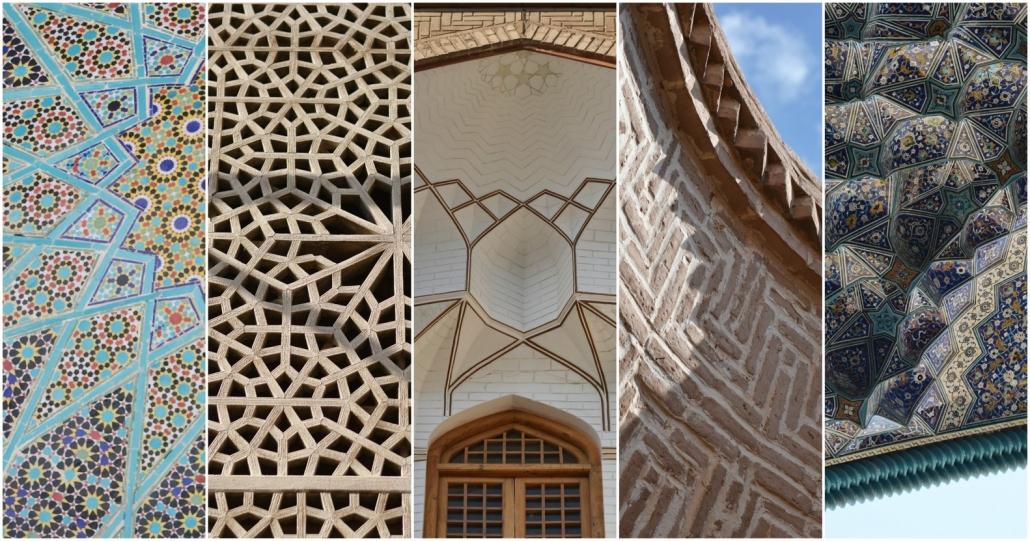 سادگی در هندسه پیچیده طراحی ایرانی