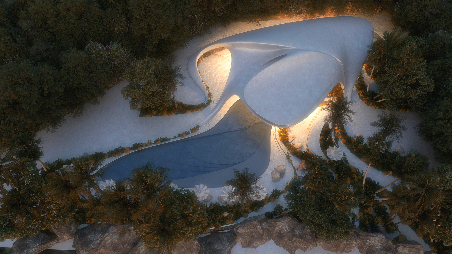 از طراحی ویلای خاص در دریای اژه تا طراحی ساختمان در نروژ: 12 پروژه ساخته نشده