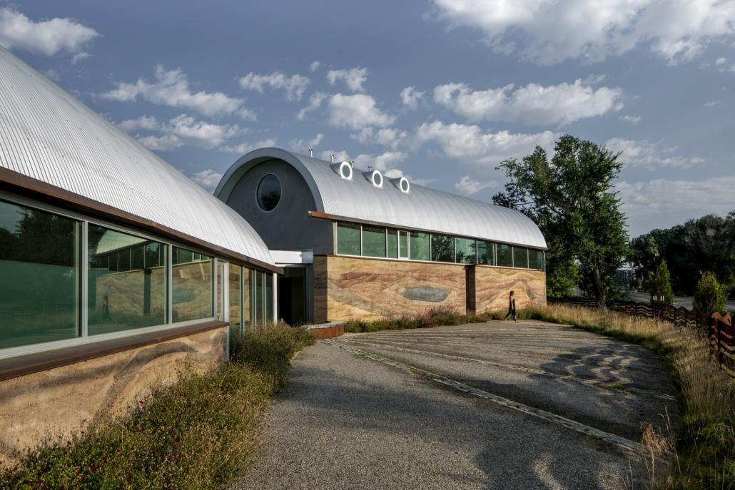 خانه هنر Swoon / کارگاه پرندگان Tres