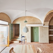 بازسازی داخلی : 3 پروژه بازسازی داخلی خانه ها در اسپانیا