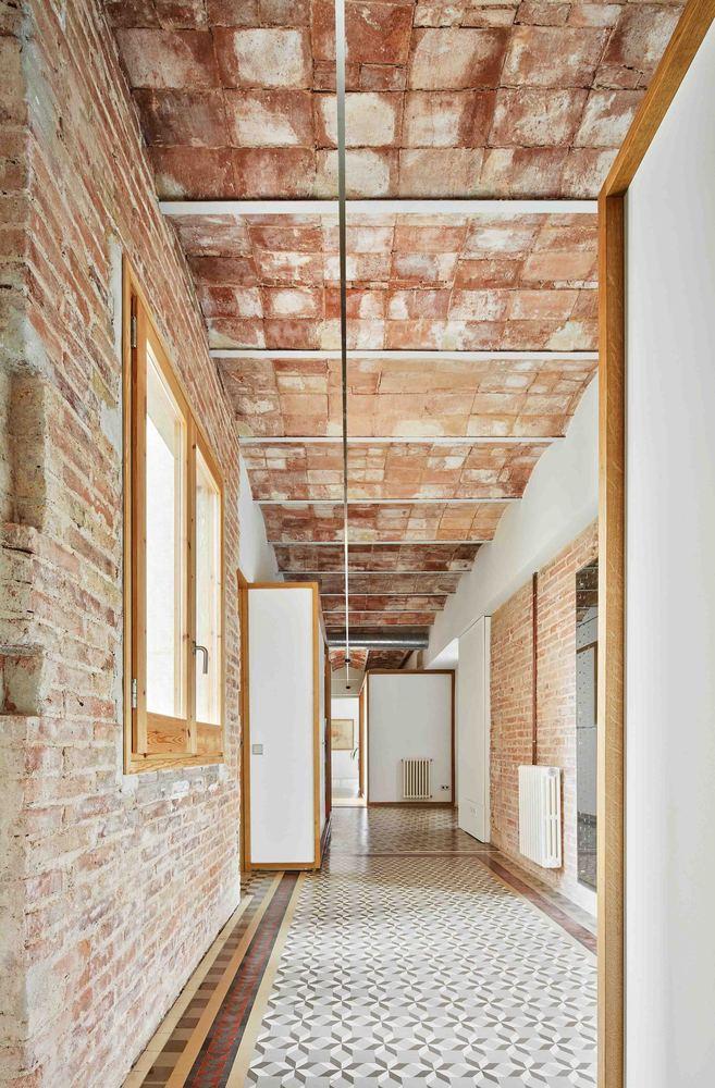 طراحی فضای داخلی آپارتمان AM / TwoBo Arquitectura